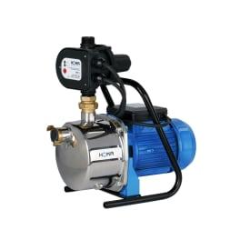 HOMA HCE 71 Selbstansaugende Hauswasserautomaten für die Wasserversorgung in Haus und Garten.