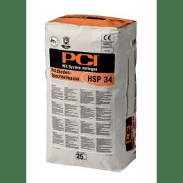PCI HSP 34 Holzboden-Spachtelmasse 25 kg Sack grau