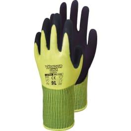 Wonder Grip Handschuh Comfort Gr. 11 neongelb Latex