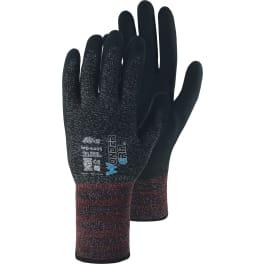 Wonder Grip Handschuh Air Gr.  9 grau Nitril