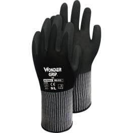 Wonder Grip Handschuh Oil Gr. 9 schwarz Nitril