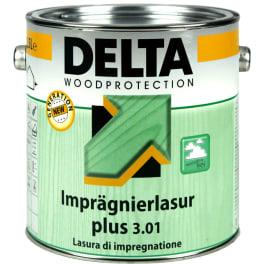 Dörken Delta Imprägnierlasur plus 3.01 afrormosia - 1 Liter