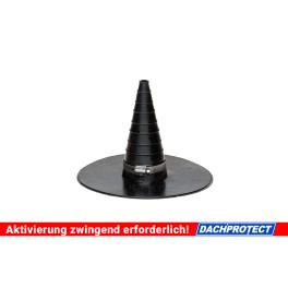 DACHPROTECT Rohrmanschette Durchmesser 15 - 75mm