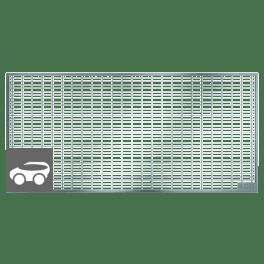 ACO Maschenrost 1040x600x20 mm, MW 30/10, befahrbar, für Lichtschacht