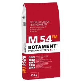 Botament M 54 Schnellestrich Fertigmörtel 25 kg Sack