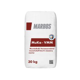 Marbos Bremer Muschelkalk MuKa VMM Vormauermörtel - Stollham 30kg