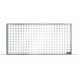 ACO Maschenrost 30/30 begehbar für Lichtschachtgrösse 125X60 cm
