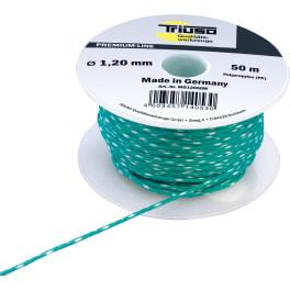 Triuso Maurerschnur grün 2,0 mm   50 m Polypropylen