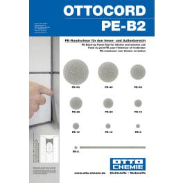 OTTOCORD PE-B2 geschlossenzellige PE-Rundschnur