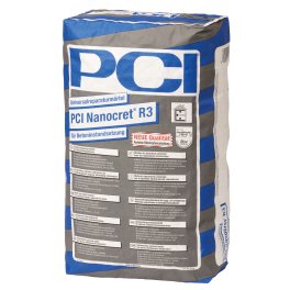 PCI Nanocret R3 Universalreparaturmörtel 25 kg Sack grau