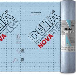 Delta Novaflexx Sanierungsdampfbremse 1,50x50m
