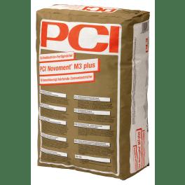 PCI Novoment M3 plus Schnellestrich-Fertigmörtel 25 kg Sack grau