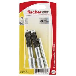 fischer Porenbetonanker FPX - I M 8 (2 Stück)
