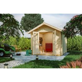 SKAN HOLZ Gartenhaus Palma