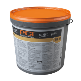 PCI PAR 360 SMP-Parkettkleber 16 kg Eimer caramelfarben