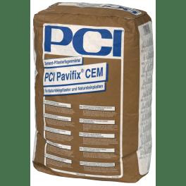 PCI Pavifix CEM Zement-Pflasterfugenmörtel 25 kg Sack grau