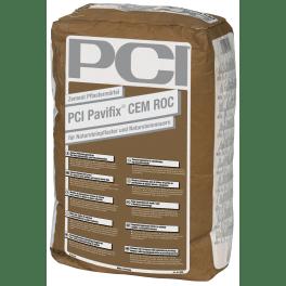 PCI Pavifix CEM ROC Zement-Pflastermörtel 25 kg Sack grau