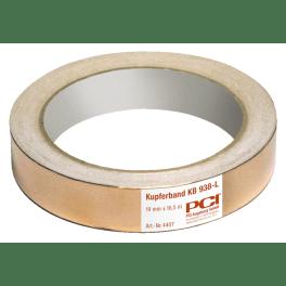 PCI Kupferband (selbstklebend) 16,50 m Rolle (19 mm)