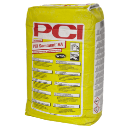 PCI Saniment HA Spritzbewurf 25 kg Sack grau