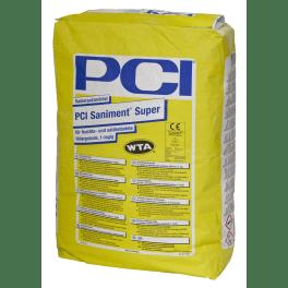 PCI Saniment 2 in 1 Sanierputzmörtel 25 kg Sack weiss