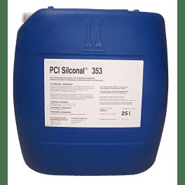 PCI Silconal 353 Hydro- und Oleophobierung 25 l Kanister gelblich