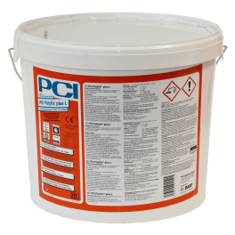PCI Polyfix plus L Schnell-Zement-Mörtel 20 kg Eimer grau