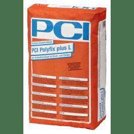 PCI Polyfix plus L Schnell-Zement-Mörtel 25 kg Sack grau