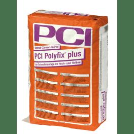 PCI Polyfix plus Schnell-Zement-Mörtel 25 kg Sack grau
