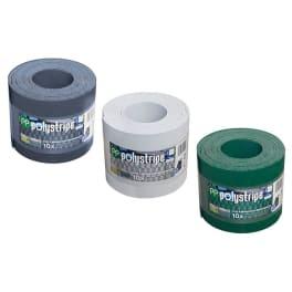 Sichtschutz 1 x 2540 x 190 mm moosgrün inkl. 10x Wind- und Sichtschutzstreifen