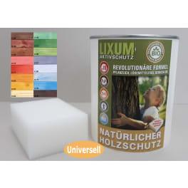 Lixum natürlicher Holzschutz universell 1,000l