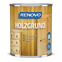 RENOVO Holzgrund farblos