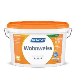 RENOVO Wohnweiss matt