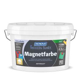 RENOVO Magnetfarbe MF 1,0L anthrazit 7540