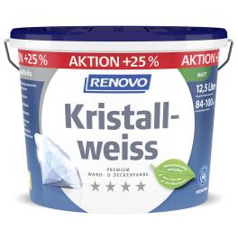 RENOVO Kristallweiss matt