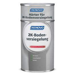 RENOVO 2-K Bodenversiegelung seidenglänzend 1 kg farblos