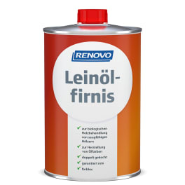 RENOVO Leinöl Firnis 1,0L