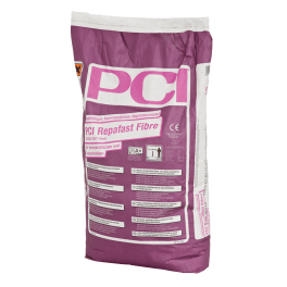 PCI Repafast Fibre Reparaturmörtel 25-kg-Sack grau