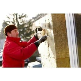 Rockwool Fassadendämmplatte Fixrock -035-