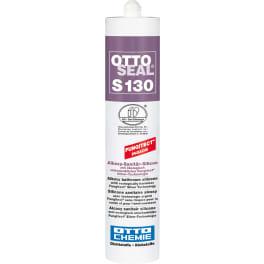 OTTOSEAL S130 Alkoxy-Sanitär-Silicon