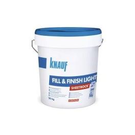 SHEETROCK Feinspachtelmasse Fill & Finish Light 20 kg Eimer