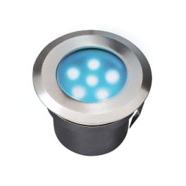 Techmar Garden Lights Sirius blau Bodenspot