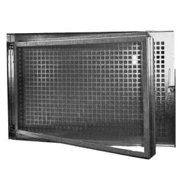 Aktions Stahlkellerfenster 1-flg