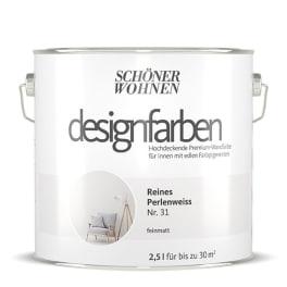 Schöner Wohnen Designfarbe feinmatt 2,5L