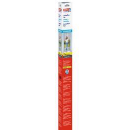 tesa® Fliegengitter Lamellentür, Standard, anthrazit, XL, 120cm x 2,5m