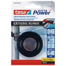 tesa® Extreme Repair Reparaturband, schwarz, 2,5m