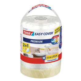 tesa Easy Cover® Premium M Abdeckfolie Nachfüllrolle