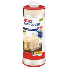 tesa Easy Cover® Premium L Abdeckfolie im Abroller