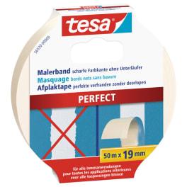 tesa® Malerband Perfect, 50m x 19 mm