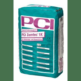 PCI Zemtec 1K Bodenausgleich 25-kg-Sack grau