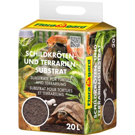 Floragard Schildkröten- und Terrariensubstrat 1064587